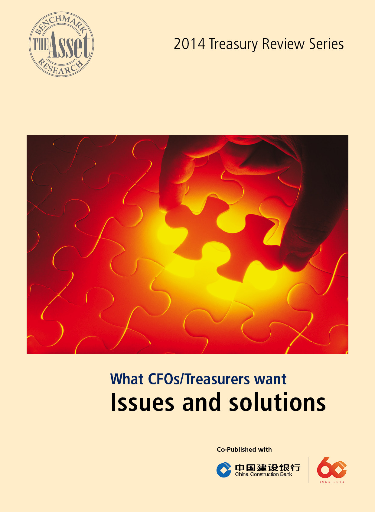 What CFOs/Treasurers want