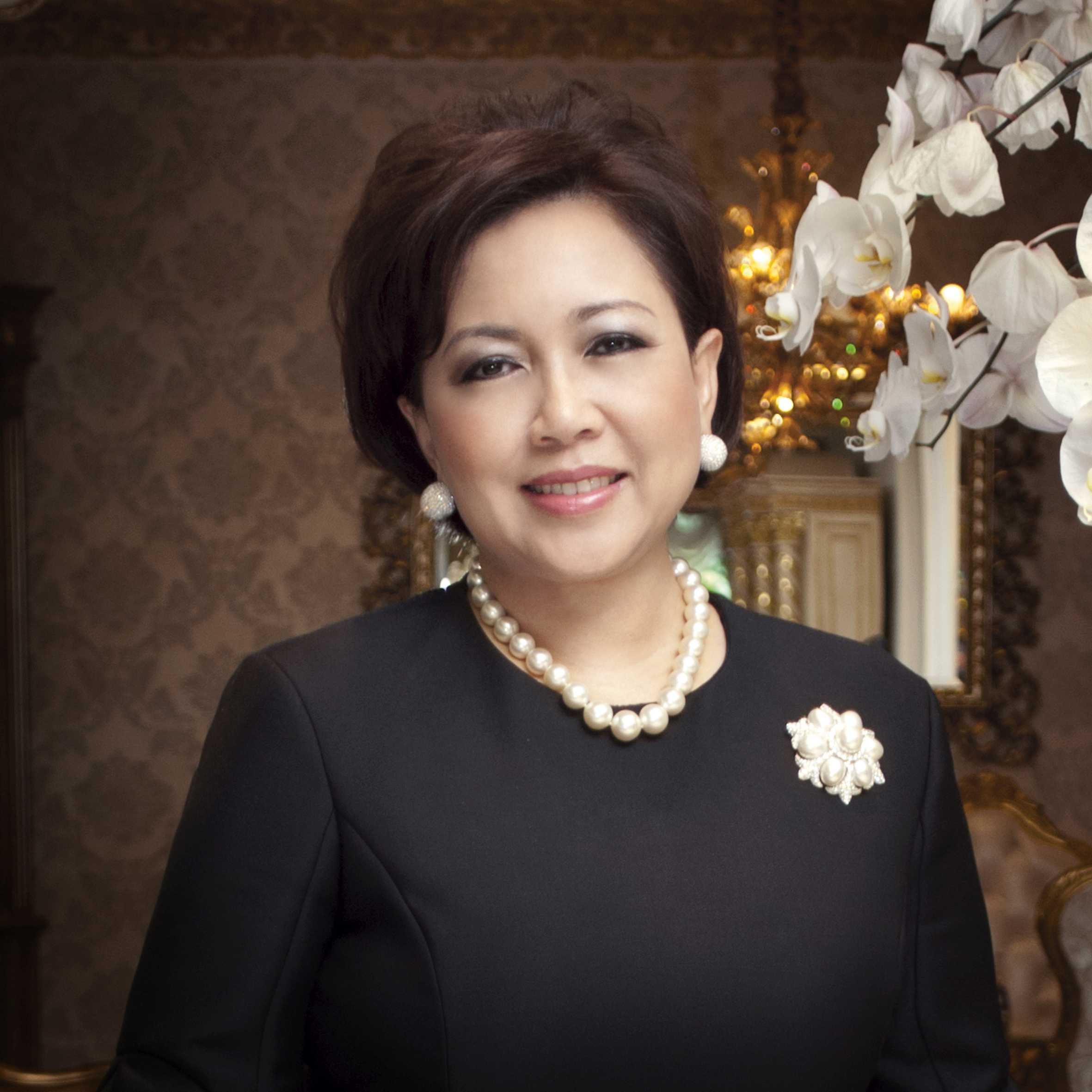 Evelina F. Pietruschka is president commissioner (chairperson) of WanaArtha Life, an Indonesian life insurer.