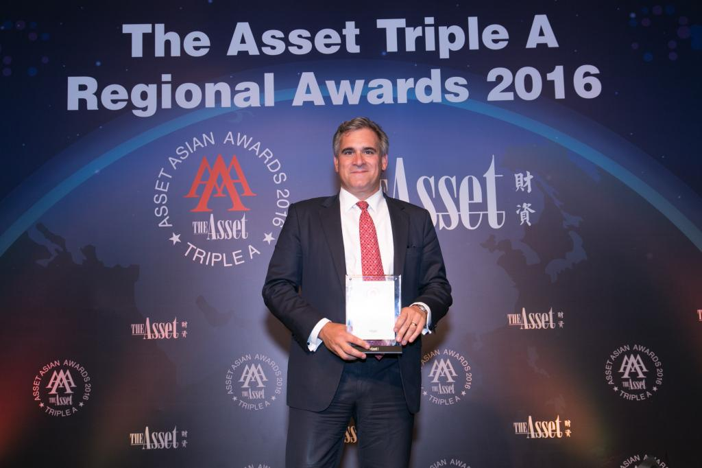 Best bank and best corporate and institutional bank: Citi