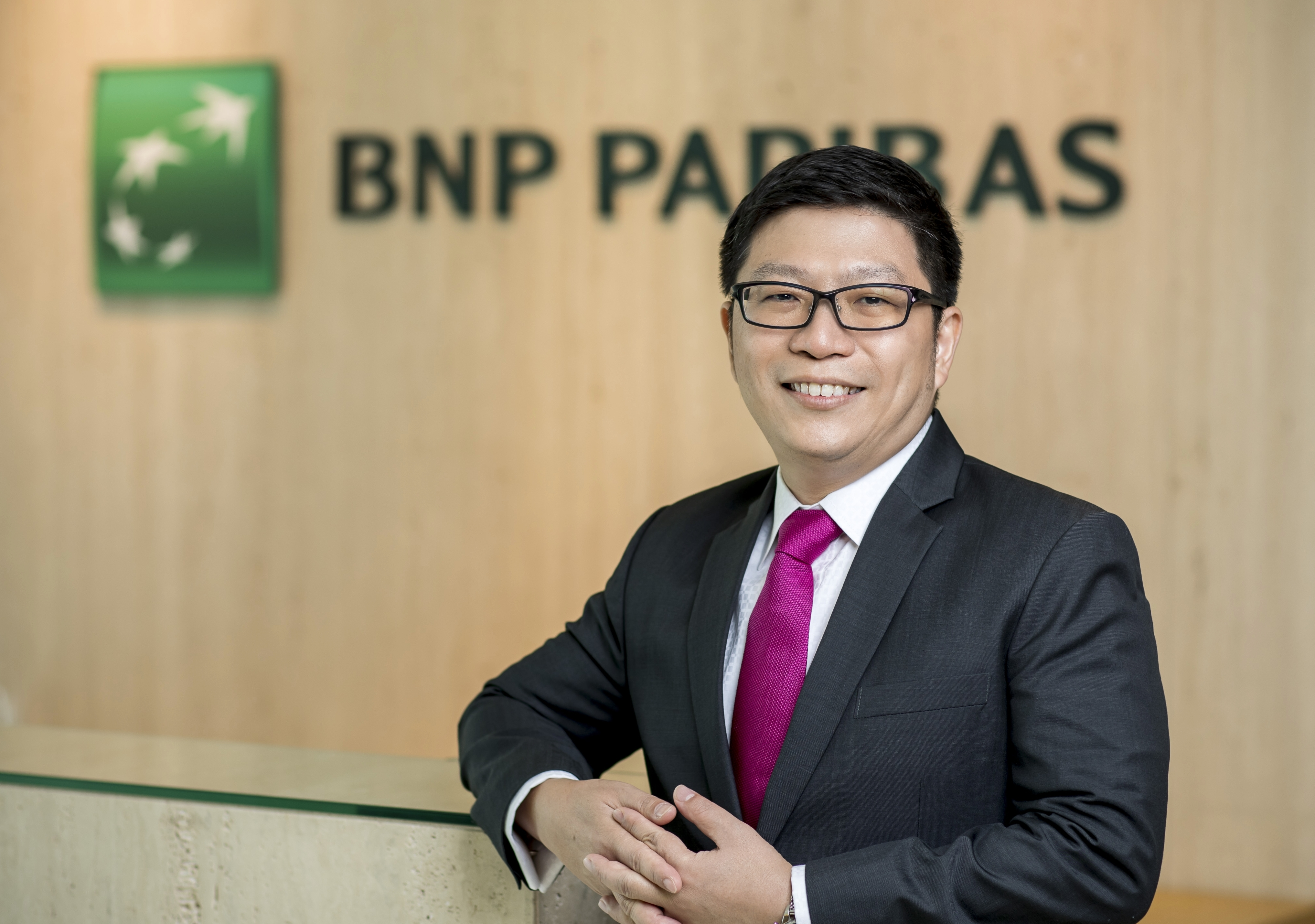 Edwin Chan, Head of Transaction Banking Products, Asia Pacific, BNP Paribas.
